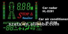 Shenzhen professional full color LED car display sign