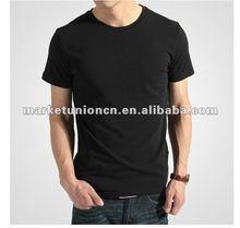 160gsm cotton O-neck men t shirt