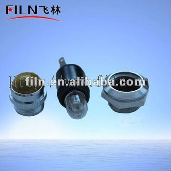 220V illuminate ring led high brightness marine turn signal light mirror FL1-80