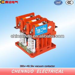 CKJ 80A 125A 160A 1.14KV AC Vacuum contactor AC/DC 110V 220V