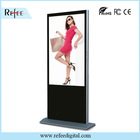 42 inch wall mount touch screen all-in-one computer advertising player