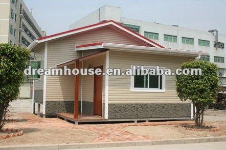 Light steel villa mobile house /Beautiful Prefabricated house