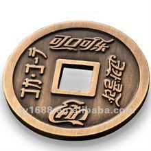 2012 metal commemorative antique coins