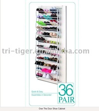 2013 Best-seller 36-pair shoe rack on the door