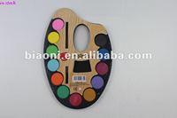 14pcs artist palette set/paint palette/plastic paint palette