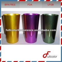 2012 new item aluminum cup for water or coffee