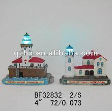 Souvenir resin lighthouse (BF32832)
