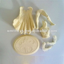 PU/ABS/Soft glue silicon rubber mould copy