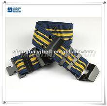 fabric webbing military belt YJ4693
