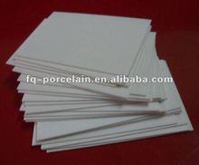 96% Aluminium Oxide Al2O3 Ceramic Insulation Plate And Board Of Good Hardness