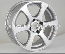 Alloy Wheels with Auto Wheels 5X100 Silver