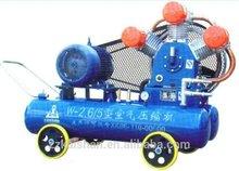 20 HP breathing diesel portable air compressor