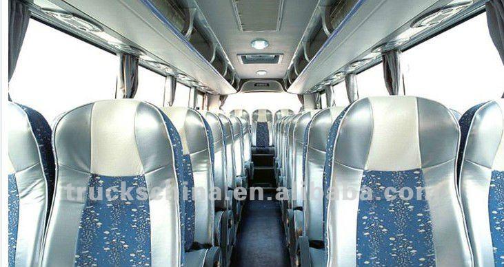 Yutong de pasajeros de autocares de lujo