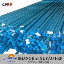 anticorrision frp rebars for construction