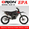 Apollo 250cc off road dirtbike/dirtbikes with EPA