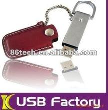 OEM New Style Leather USB Flash Drive 1GB 2GB 4GB 32GB