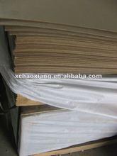 Thick cardboard sheet