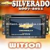 WITSON CHEVROLET SILVERADO car radio navigation system