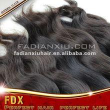 Straight Human Hair Weave/Brazilian Hair/Peruvian hair