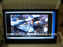 """56"""" Multi Touch USB Power Touch Screen Monitor"""