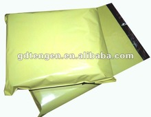 Yellow Poly Courier Mailers/Envelopes for hot selling 2012
