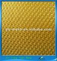 704 3d espaçador do favo de mel respirável tecido de poliéster