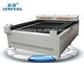 Insoles do laser do CO2 SF1318/máquina corte de pano/mobília