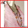 2013 Fashion Handmade French Women Long Bead Necklace