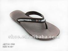 Flat sandals flip flop brand name shoes