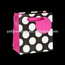 Black & White Spot Tote Bag