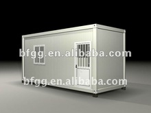 container house office for construction site