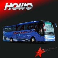 howo 41-50 passenger coach bus
