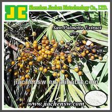Sell Saw Palmetto P.E.fatty acid supplement 25% & 45%, Saw palmetto