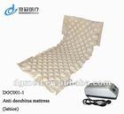 Bubble style PVC Anti decubitus mattress with pump