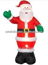 Inflatable christmas 2012