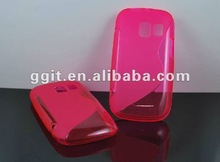 For Nokia 3020/Asha 302 S style TPU case