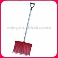 Extra Aluminum Hole Garden Spade with D-grip /Snow shovel
