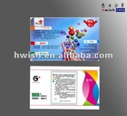 Scratch mobile recharge ticket