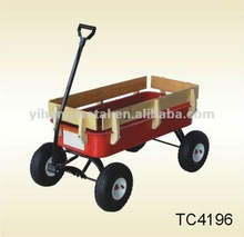 Wooden Bollergen Kids Hand Carts TC4196