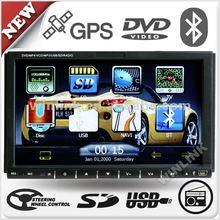 Mini car dvd player