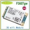 WWAN 3G module Wireless network Card wireless F3607GW
