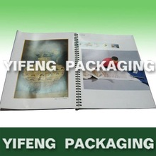 high quality magazine book printing made in China