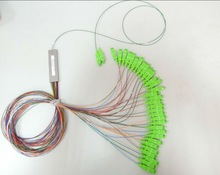 2x32 PLC Splitter With SC/APC Connector