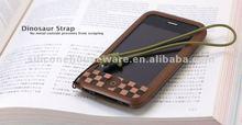 2012 Fashion Silicone Mobile Phone Strap