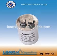 free samples electronic components cbb60 sh motor run capacitor 12uf/250v