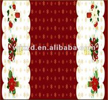 Chrismas decoration printed minimatt textiles and fabrics
