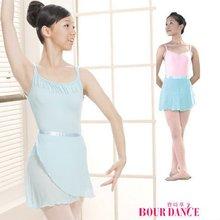 Girl ballet chiffon wrap skirt