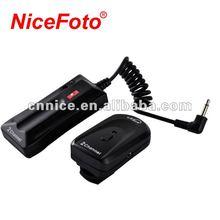 NiceFoto photo studio strobe flash lighting equipment - Wireless flash trigger DC series 2 channles