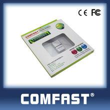 ralink 5370 wifi 802.11b g n 150Mbps usb2.0 latest pci wireless network card mini wireless adapter external comfast CF-WU815N