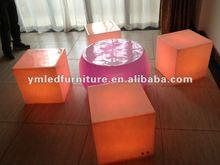 led plastic ice cube/silicone ice cube tray